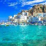 Op naar de witte huisjes in Santorini